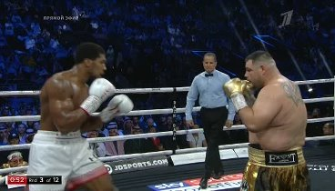 Andy Ruiz vs. Anthony Joshua II  / Энди Руис - Энтони Джошуа 2