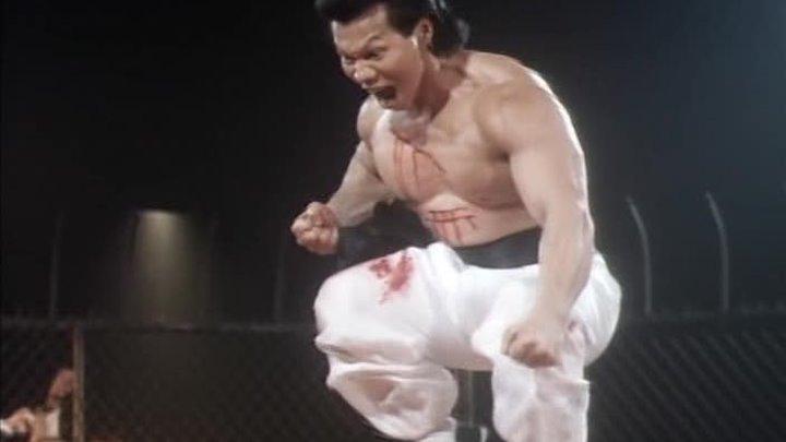 Сильнейший удар бой до смерти.(боевик)1992.DVDRip