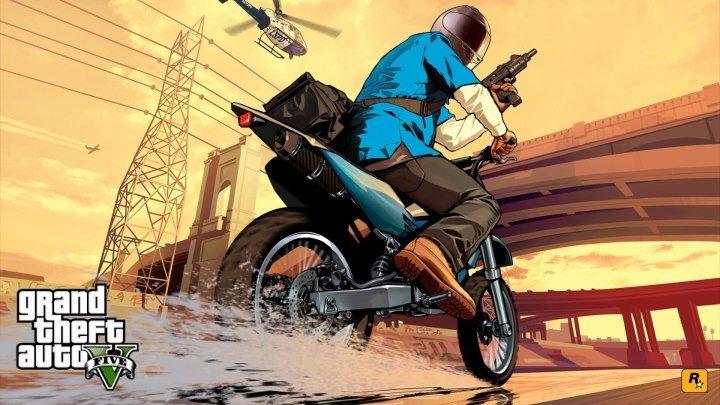 GTA 5 _ ГТА 5 - Прохождение #3. Выполнение кровавого задания для Лестора