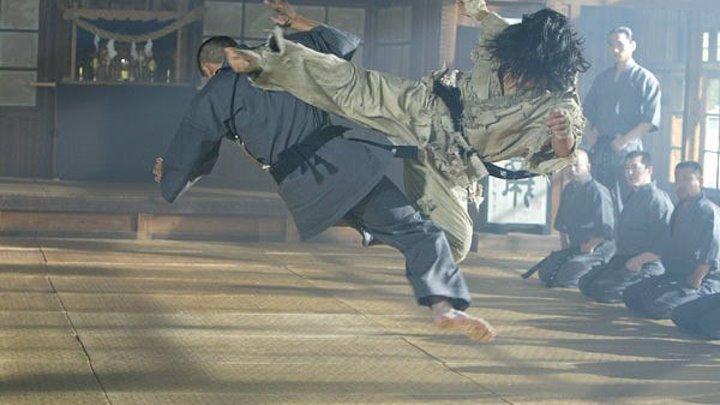 Воин ветра (2004)