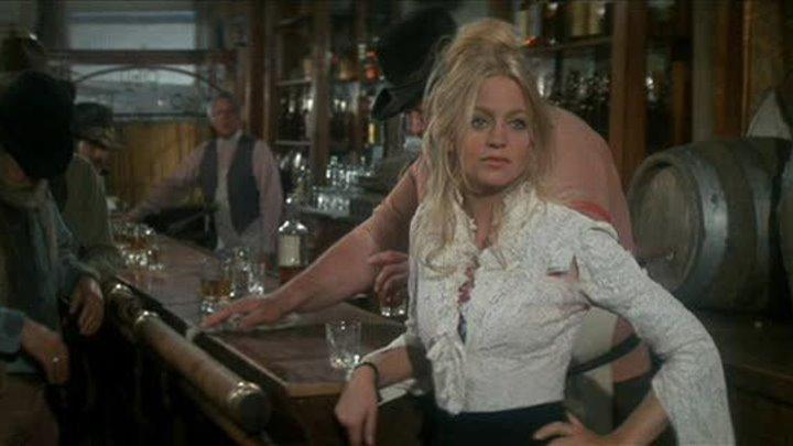 Герцогиня и Драный Лис \ The Duchess and the Dirtwater Fox /1976/ Комедия, Вестерн