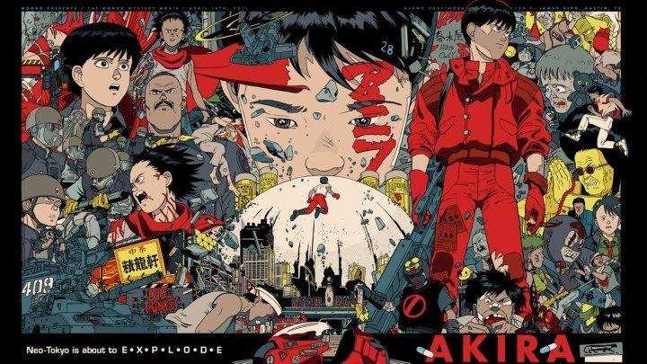 Акира / Akira - [1988 Япония HD 720] Мультфильм, Фантастика, Приключения, Мистика