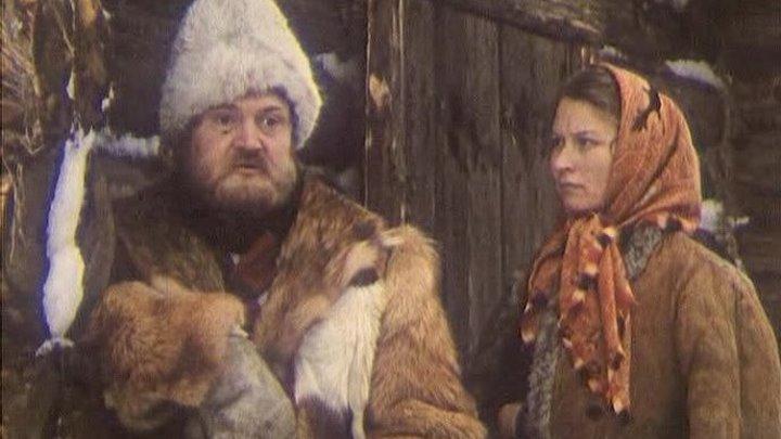 """х/ф """"Строговы"""" 4 - 6 серии. (1976)"""