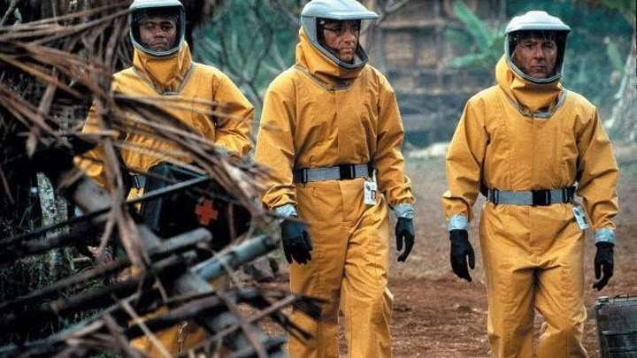 Эпидемия Outbreak (1995)