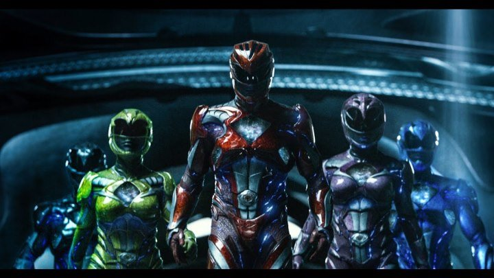 Могучие Рейнджеры – Второй трейлер