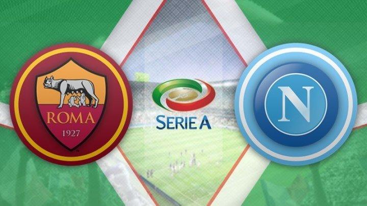 Рома 1:2 Наполи | Итальянская Серия А 2016/17 | 27-й тур | Обзор матча