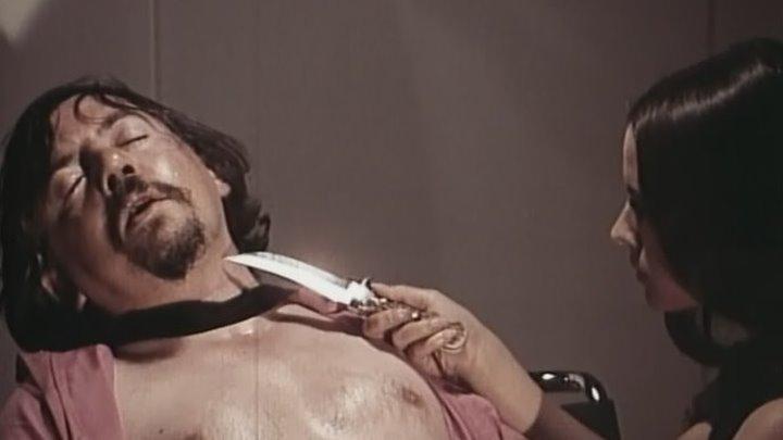 Она убивала в экстазе (ФРГ - Испания 1971) 18+ Ужасы, Эротика, Триллер, Драма