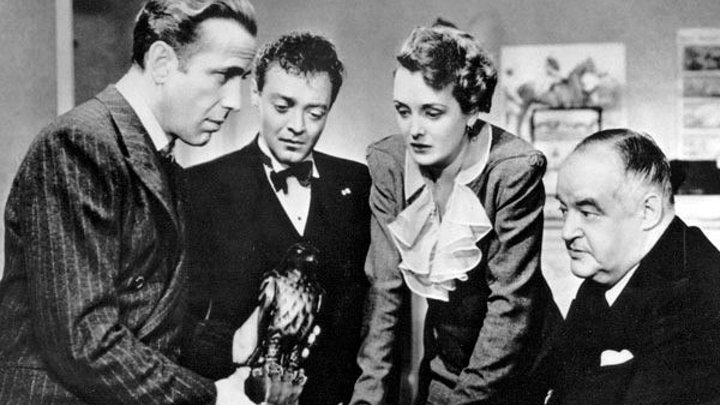 The Maltese Falcon 1941 - Bogart, Mary Astor, Sydney Greenstreet
