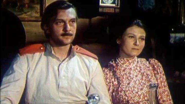 """х/ф """"Строговы"""" 7 - 8 серии. (1976)"""