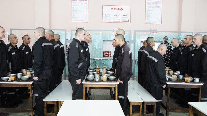 В тюрьмах и на зонах России все меньше заключенных!