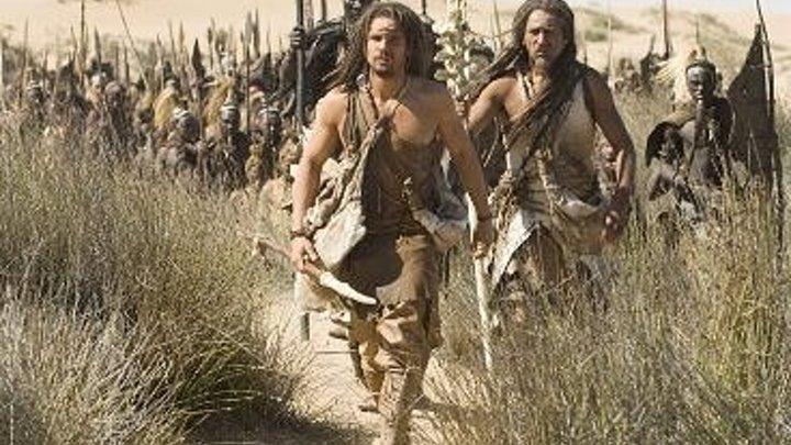10 000 лет до н.э. фэнтези, боевик, драма