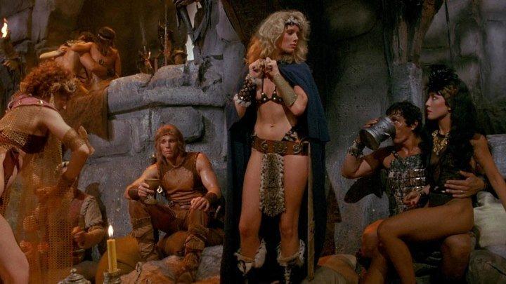 Ловчий Смерти / Deathstalker (1983 HD) 16+ Боевик, Фэнтези, Приключения