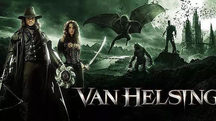 """""""""""Ван Хельсинг"""""""" .2004. 1080p.фэнтези, боевик, триллер, детектив, приключения"""