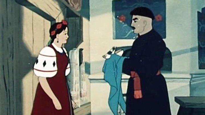 Мультфильм. Вечера на Хуторе Близ Диканьки (1951)