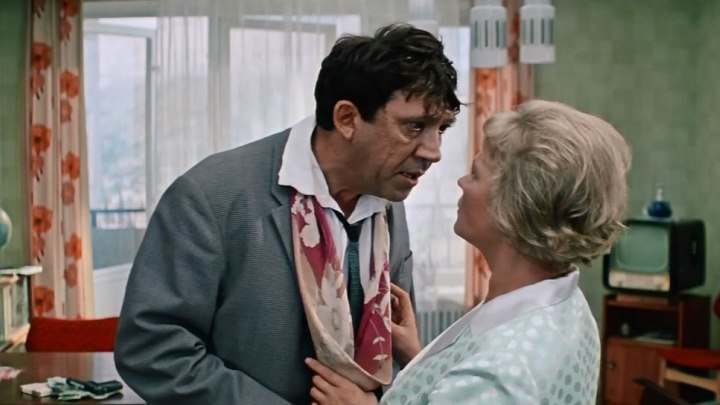 Бриллиантовая рука (1968) HD