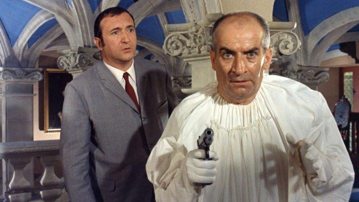 Фантомас против Скотланд-Ярда (1967)