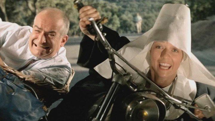 Луи де Фюнес в комедии Жандарм женится