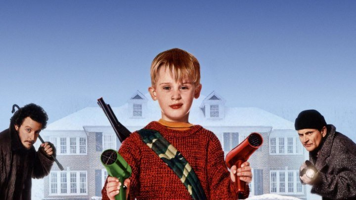 Один дома 1990 комедия