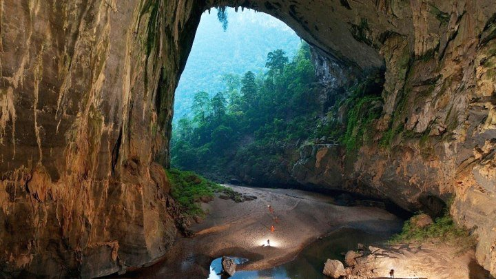 Самые удивительные места на планете