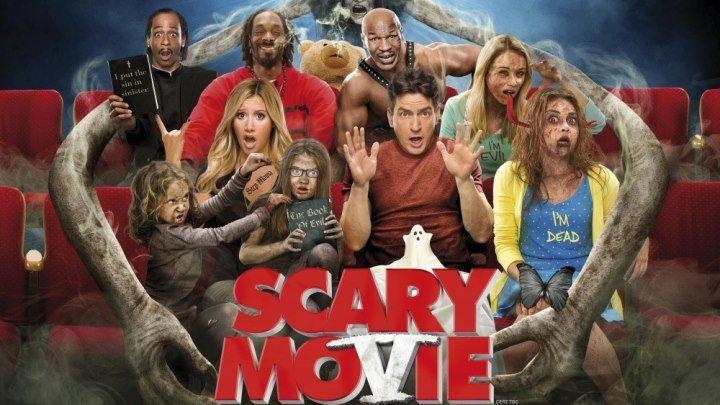 Очень страшное кино 5. Комедия