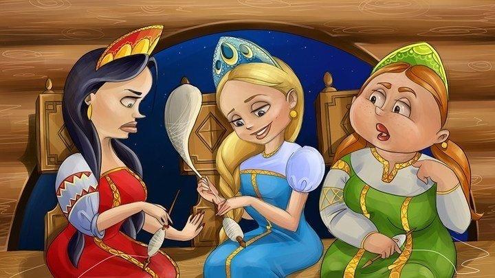 `Три СЕСТРИЦЫ` - угарная СВАДЕБНАЯ сказка!!! ТАМАДЕ - РЕСПЕКТ!!!