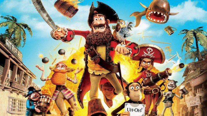 Пираты! Банда неудачников (2012, мультфильм, комедия, приключения)