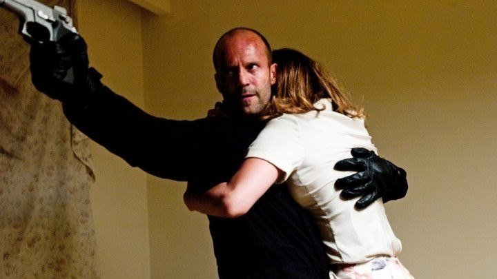 Джейсон Стэтхэм в боевике Паркер.
