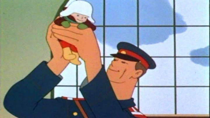 Дядя Степа – милиционер Мультфильм, 1964