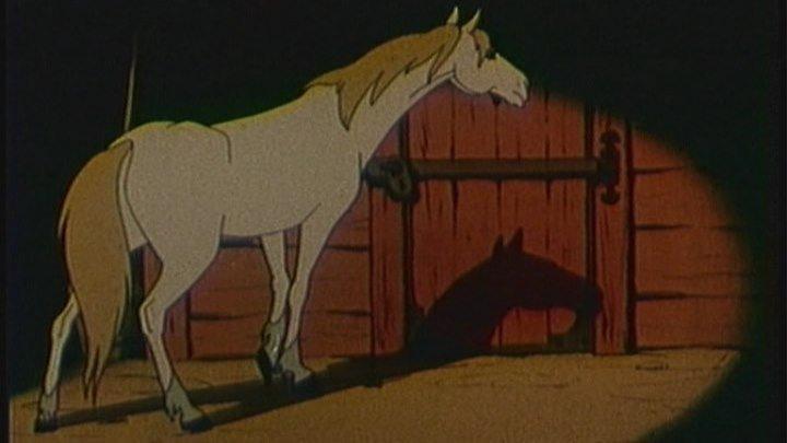 Золотое перышко Мультфильм, 1960