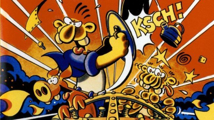 Вернер. Поцелуй меня в... (1996) Германия Мультфильм, комедия, фантастика