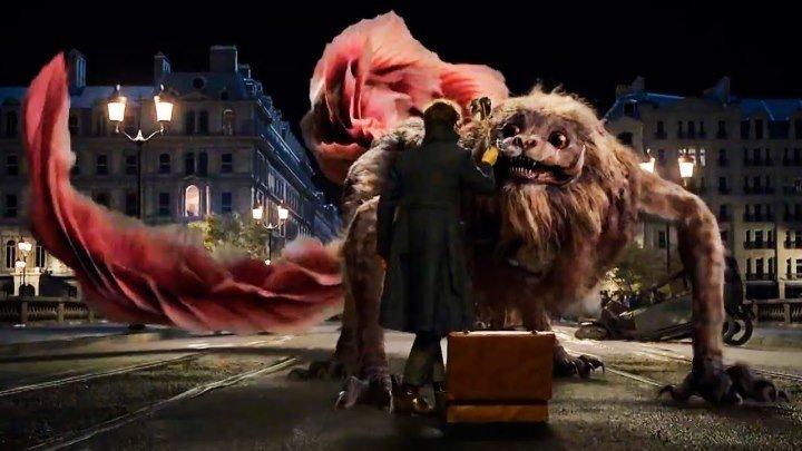 Фантастические Твари 2: Преступления Грин-де-Вальда — Русский трейлер 2018