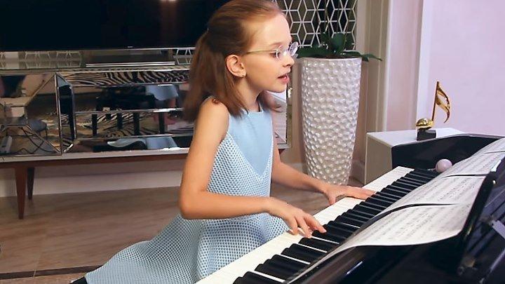 Все пройдет ( Cover Батырхан Шукенов) - Виктория Старикова - 9 лет
