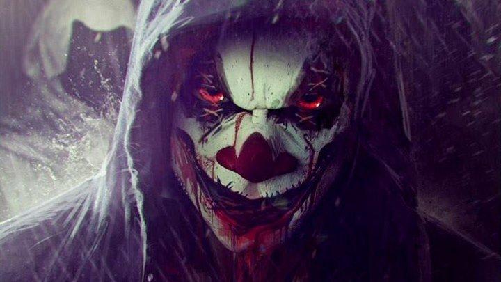 ЛИЦО КЛОУНА (2018) Clownface