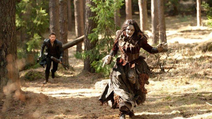 Охотники на ведьм. ужасы, фэнтези, боевик