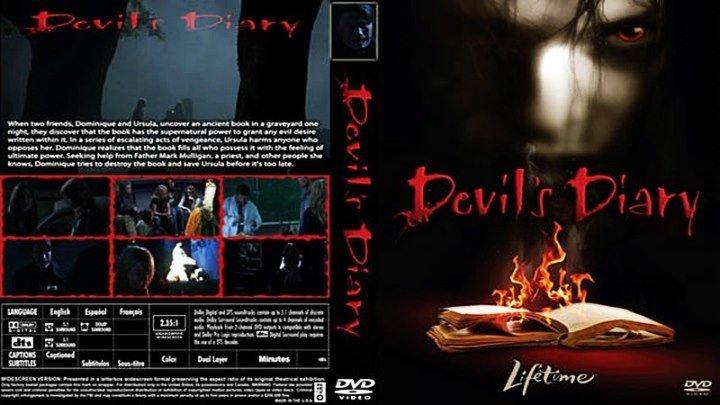 Дневник дьявола / Devil's Diary (2007) - ужасы, драма, детектив