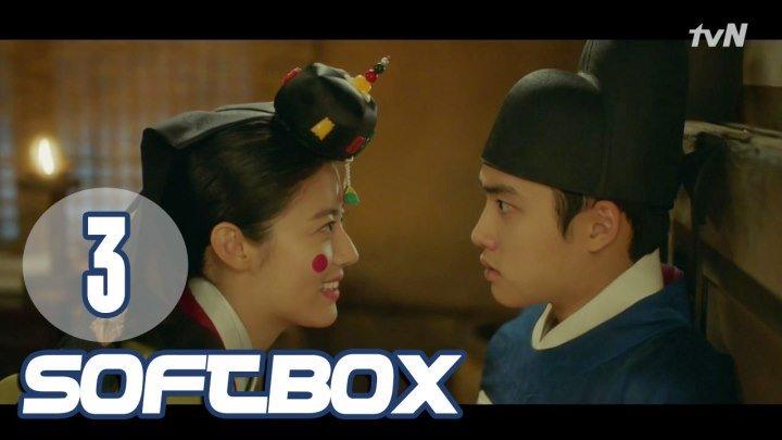 [Озвучка SOFTBOX] Муж на сто дней 03 серия