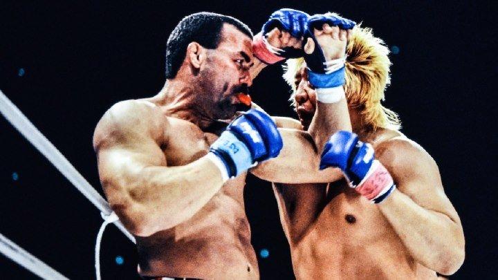 Самый жесткий бой, который я когда-либо видел Дон Фрай против Йошихиро