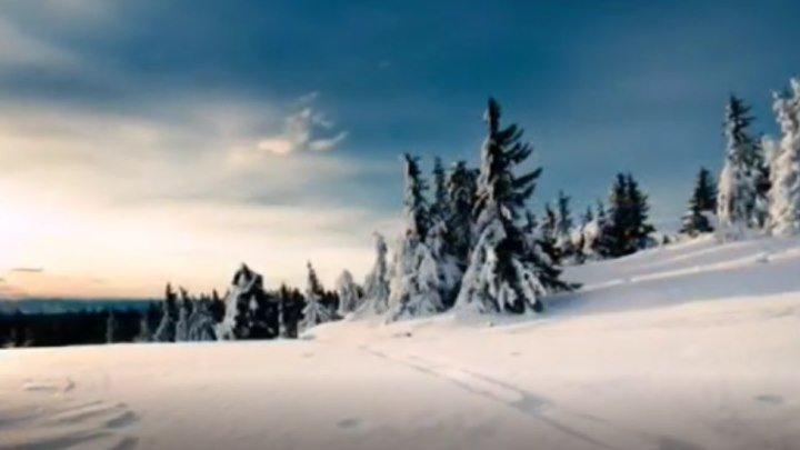 Зимняя песня! Для хорошего настроения!