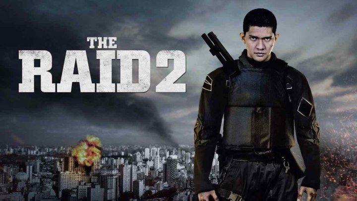Рейд 2 2014 - триллер боевик