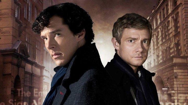 Шерлок 1 сезон 1 серия - Этюд в розовых тонах (HD-1080)
