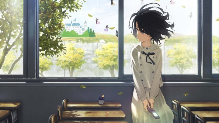 Аниме: Сердцу Хочется Петь - Фильм [AniPlanet]