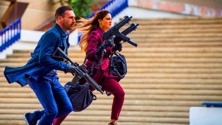 Клетка 2019 HD триллер, боевик, драма
