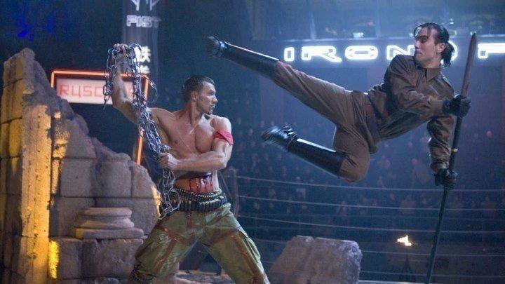 Теккен Tekken . фантастика, боевик, триллер, драма