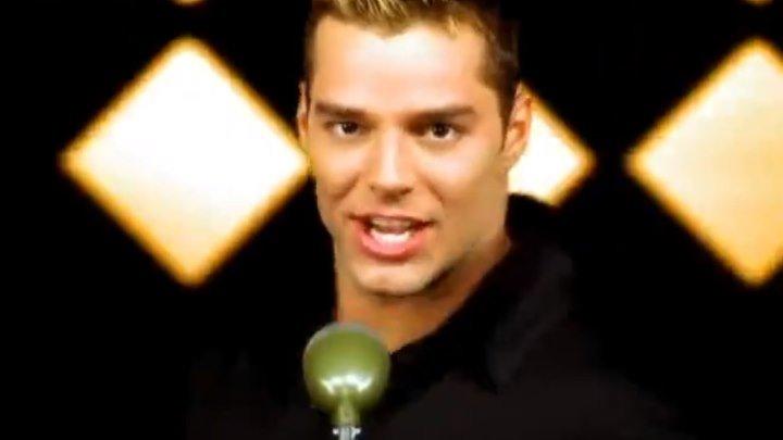 """Ricky Martin - """"Livin' la Vida Loca"""" - Музыка для прекрасного настроения!"""