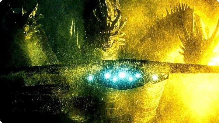 Годзилла 2: Король монстров HD(фантастика,боевик)2019
