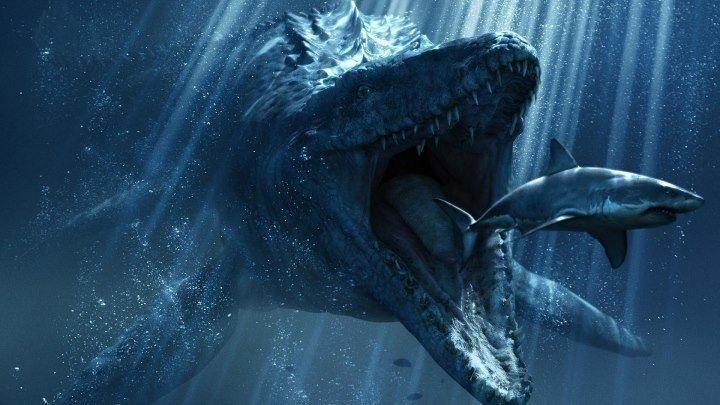 Подводное чудовище 2 . Фэнтези, приключения