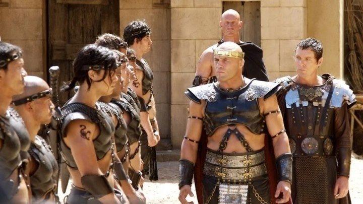 Царь скорпионов 2. Восхождение воина. фэнтези, боевик, приключения