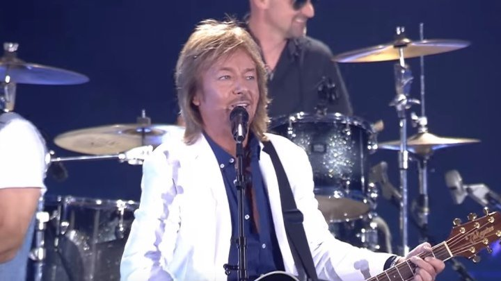 "Chris Norman - ""Hit-Medley"".... Фантастический голос!!!"