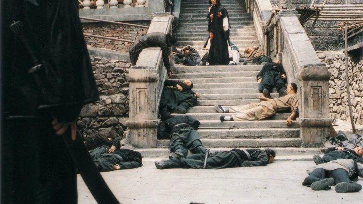 Телохранители и убийцы #боевик