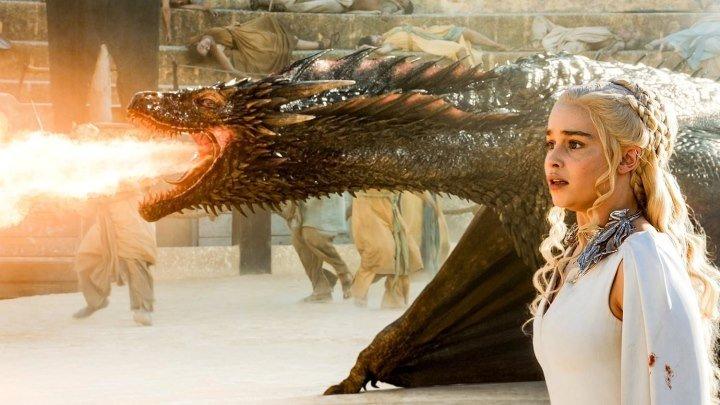 Огонь и лед_ Хроники драконов _ Fire & Ice (2008) _ Фэнтези, Драма, Приключения